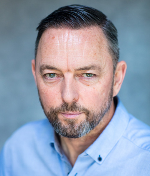 Acting And Business Headshot Photography by Cormac Byrne, Photographer, Limerick