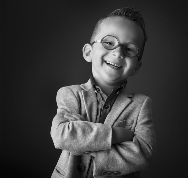 Children's portrait photography by Cormac Byrne Photography