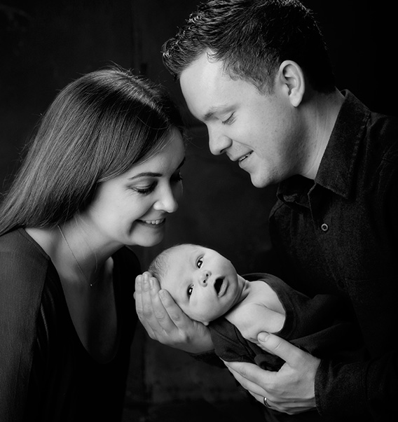 Newborn Photography by Cormac Byrne, Photographer, Limerick