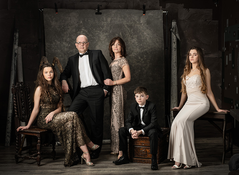 Portrait Photography by Cormac Byrne, Photographer, Limerick
