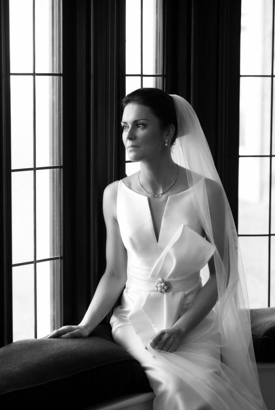 Cormac Byrne Photography's  Wedding Images taken in Doonbeg Lodge in Co.Clare: Bride getting ready