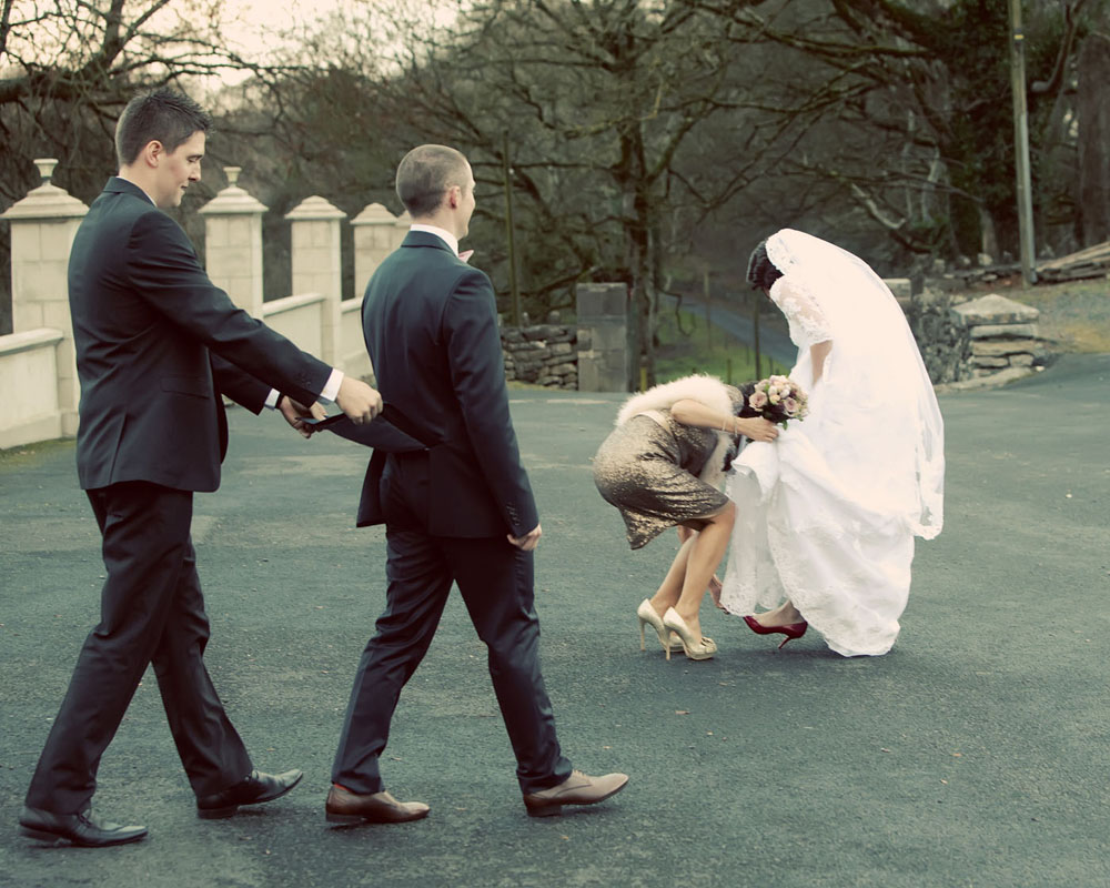 Wedding Photography by Cormac Byrne Photography at the G Hotel Galway