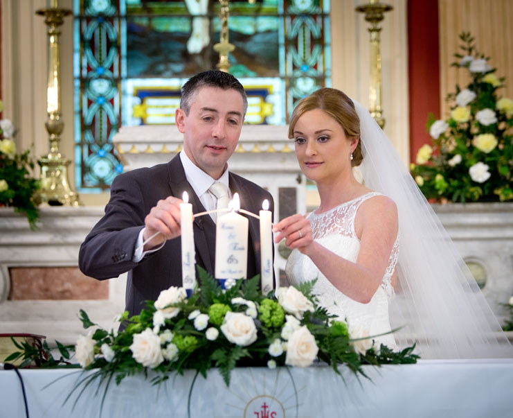 Wedding Photography In Douglas Church, Co. Cork By Cormac