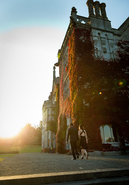 The fabulous Adare Manor, Adare, Co. Limerick, Ireland