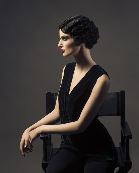 Hair and Beauty editorial image for Ted Morgan Hair Dubai