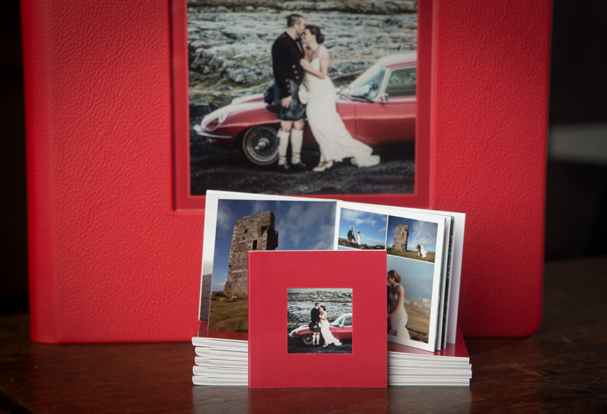 Fantastic wedding gift idea to give to wedding guests, supplied by Cormac Byrne Photography, Limerick, Ireland.